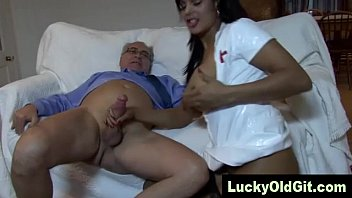 Indian girls get fucked by oldmen